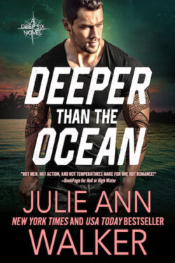 Deeper than the Ocean by Julie Ann Walker