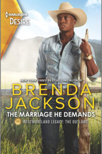 The Marriage He Demands by Brenda Jackson