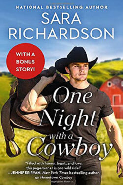One Night with a Cowboy by Sara Richardson