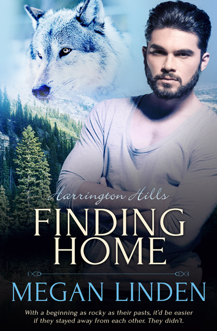 Finding Home by Megan Linden