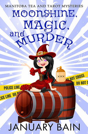 Moonshine, Magic, & Murder by January Bain