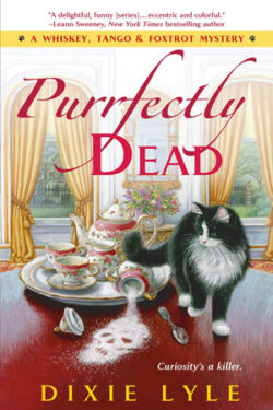 Purrfectly Dead by Dixie Lyle