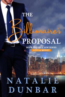 The Billionaire's Proposal by Natlaie Dunbar