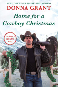 Home as a Cowboy Christmas by Donna Grant