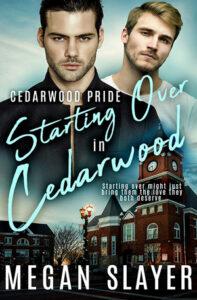 Starting Over in Cedarwood by Megan Slayer