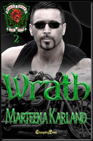 Wrath by Marteeka Karland
