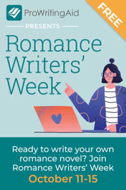ProWriting Aid Romance Writers' Week