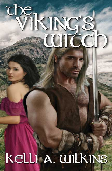 The Viking's Witch by Kelli A. Wilkins